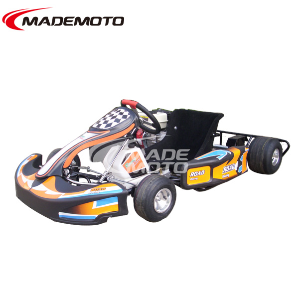 4 Stroke 200cc Racing Go Karts with Hydraulic brake Karting Manufactory