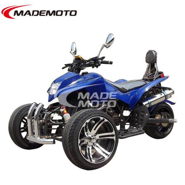 250CC Water Cooled ATV NEW Quad Bike from Wiztem With Chain Drive Reverse Gear