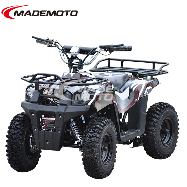 Removable battery Mini Electric ATV Quad bike 500W-1000W for Kids