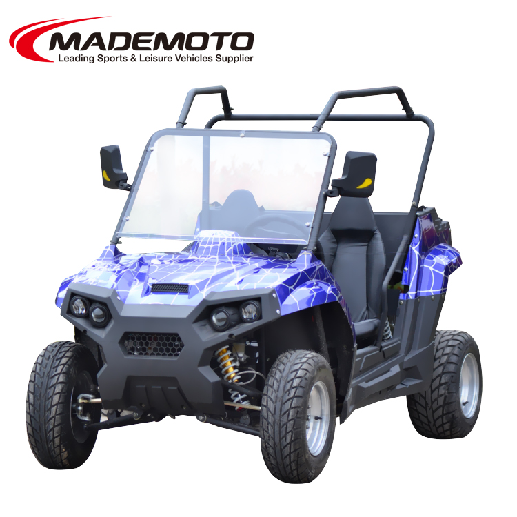 1500W 3000W Electric Farm UTV with Shaft Drive