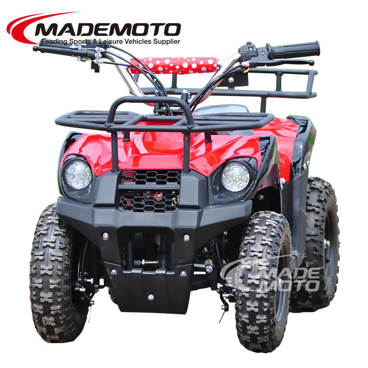 2019 NEW Mini Gas ATV for Kids with 49cc 2 stroke Quad bike