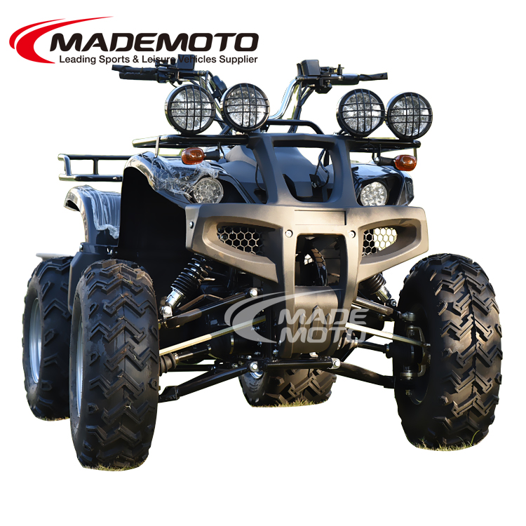4000W AC motor 4 wheel drive 4X4 Electric Quad bike ATV