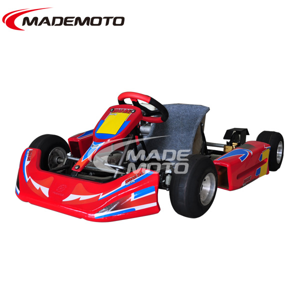 Racing 4 Stroke Go-Kart for kids with DRY CLUTCH SYSTEM Karting Manufactory