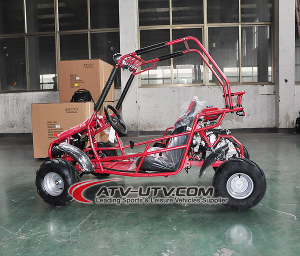 Racing Lawn Mower Chassis For Sale