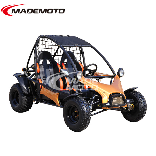 Off-road 2 seater 150cc Go Kart 4 stroke Air Cooling with GY6 Engine