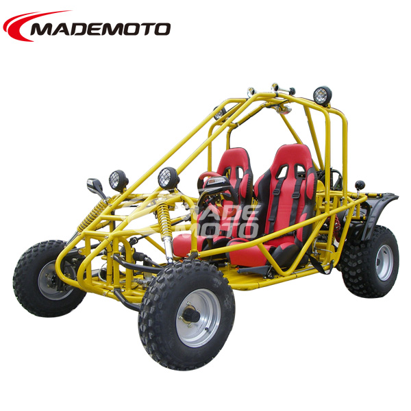 Ault 2 Seater Dune Buggy 250cc Go kart Buggy for Adult With Water Cooling GY6 Engine
