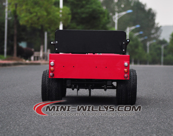 Mini Jeep Willys