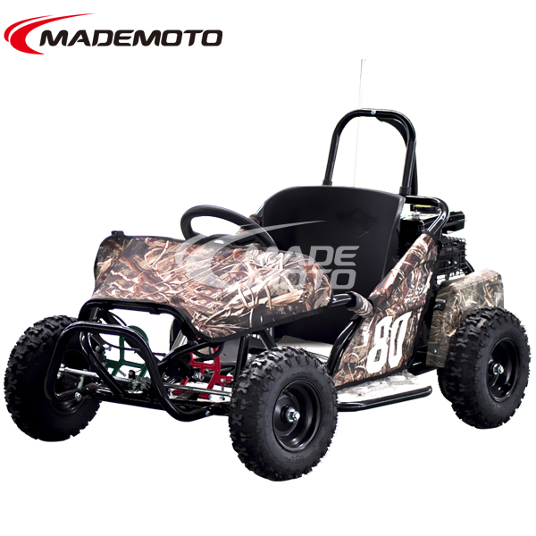 80cc 4 stroke Off Road Cheap Go Kart for sale for Kids GC8001