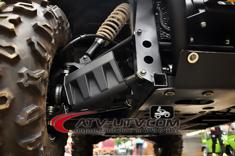 4 Stroke 4 Valve CVT Water cooling 700CC UTV with 2 seat 2015 NEW