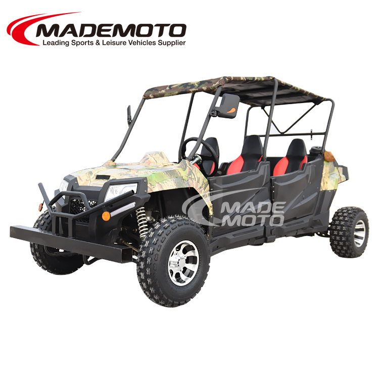300CC Utility Vehicle UTV with 4 Seaters with Door UT3001